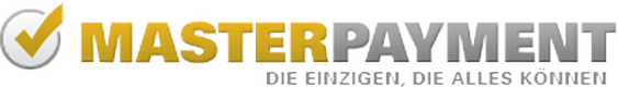 Safe online payment with MASTERPAYMENT  /  Sichere Online-Bezahlung mit MASTERPAYMENT